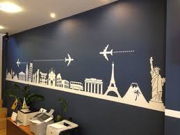 Travel Agency The Building And Be Cool On Pinterest