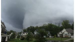 2nd Tornado Touches Down In Virginia