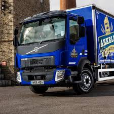 Brewery Relies On 16-tonne GVW Volvo FL 240 4×2 Rigid | BigWheels.my