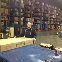 A little furniture assembly f HOM Furniture fice