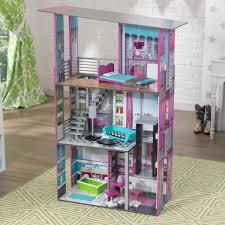 KidKraft My Dreamy Dollhouse With Lights And Sounds Childrens