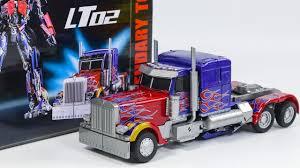 Transformers Movie Masterpiece MPM-4 KO Legendary Toys LT-02 Optimus ...