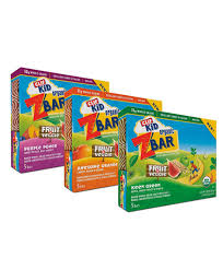 Clif Bar Cos Kid Division Recently Introduced Zbar Fruit Veggie Made With Whole Grains Vegetable Powders And A Blend Of Puree