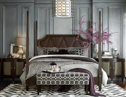 Cosmopolitan Poster Bed by Bassett Furniture Contemporary