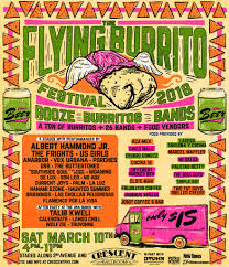 100 Phoenix Food Truck Festival FLYING BURRITO MUSIC AND FOOD FESTIVAL Tickets Crescent