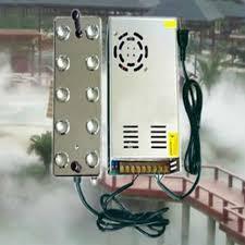 humidificateur chambre de culture 2017 nouveau 10 tête à ultrasons mist maker fogger humidificateur à