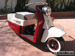 1960 Cushman Road King Model 5