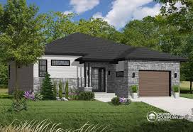 100 Www.homedesigns.com Drummond House Plans On Twitter Modern Split Level Home