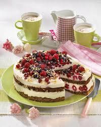 himbeer nuss torte