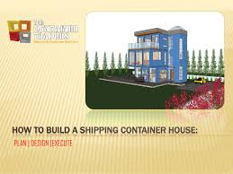 100 Build A Shipping Container House HowToa FoxHome