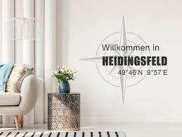 wandtattoo heidingsfeld wandgestaltung für heidingsfelder