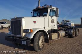 2000 Peterbilt 378 Semi Truck | Item BJ9805 | SOLD! February...