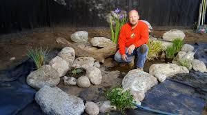 Frog Pond   Build A Pond For Frogs - Part 4 - YouTube Frog Lodge Gabe Feathers Mcgee The Whisper Folks How To Create A Wildlife Pond Hgtv Building Ogfriendly Build On Budget Youtube Backyard Home Landscapings Ideas Garden Diy Project Full Video To Make Chickadee Habitat Design And Build Wildlife Pond Saga For Frogs Part 5 Outdoor Patio Cute Round Koi Mixed With