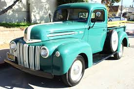 100 Ford Truck Finder 1946 Pickup Vintage Car Collector