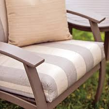 Telescope Patio Furniture Granville Ny by Telescope Casual Belle Isle Cushion Arm Chair With Mgp Desert