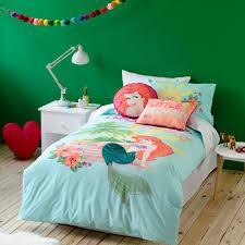 little mermaid toddler bedding colors grandkids nursery