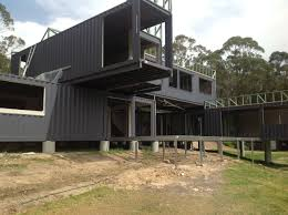 100 Buying Shipping Containers For Home Building Two Storey Shipping Container Home With Spantec Boxspan