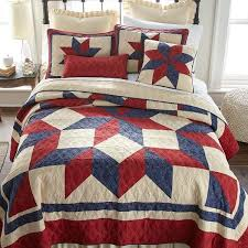 donna sharp moonlit cabin quilted rustic country lodge king