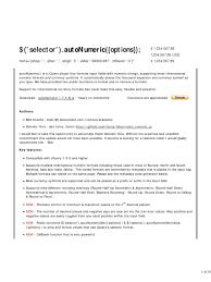 Javascript Math Ceil Decimal Places by Auto Numeric Manual Rounding J Query