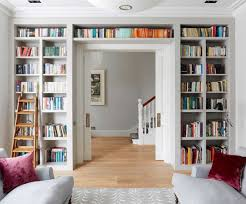 from houzz idea for around door of den only on one