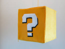 Mario Question Mark Block Lamp by Plush Super Mario Block With Sound 6 Steps With Pictures