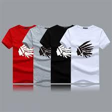 Man Indian Pattern New 100 Cotton T Shirts MenS Short Sleeve