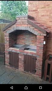 Photo Of Brick Ideas by The 25 Best Brick Built Bbq Ideas On Brick Grill
