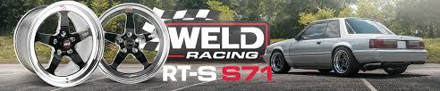 Weld Racing Mustang Wheels