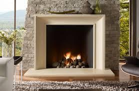 French Limestone Fireplace Mantel Traditional Philadelphia In