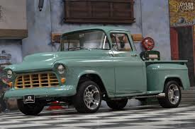 Classic 1955 Chevrolet 3100 Pickup For Sale #2017 - Dyler 1955 Chevy Truck Rick S Custom Upholstery Completed Trucks The Classic Pickup Truck Buyers Guide Drive Chevrolet Cameo Fast Lane Cars 135621 Rk Motors And Performance Stored Pickups 3100 Custom For Sale Chevy Second Series Chevygmc Tri Chevrolet Cars Saleengine Paint Color Solid C3100 Vintage 471955 Driven Magnificent Customized Combines New Old