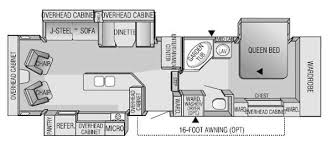 Jayco Designer 5th Wheel Floor Plans by Used 2001 Jayco Designer 32 Rlts Fifth Wheel At General Rv Wixom