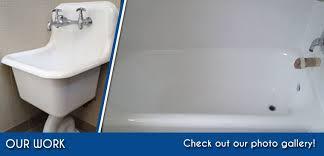 Bathtub Refinishing Training In Canada by Bathtub Refinishing U0026 Resurfacing Tub Reglazing Toronto