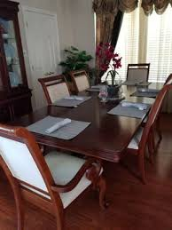 Formal Dining Room Table With 6 Chairs Arunes A China Buffet Cabinet For Sale In Frisco