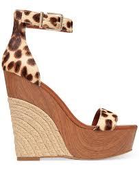jessica simpson arista two piece espadrille platform wedge sandals
