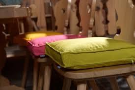 sitzkissen stuhlkissen handmade direkt vom hersteller