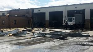 100 Ups Truck Accident 2 Injured After UPS Freight Explosion In Lexington