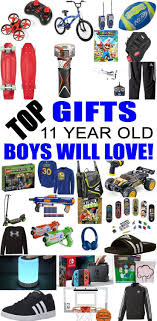Top Gifts For 11 Year Old Boys Best gift suggestions presents for
