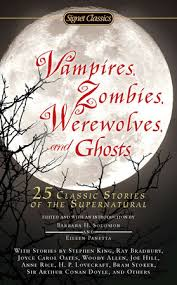 Vampires Zombies Werewolves And Ghosts By
