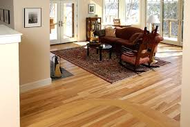 Maple Wood Flooring With Natural Colors