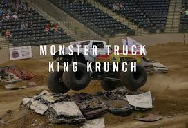 Monster Truck, King Krunch – San Antonio Auto Show