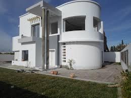 facade de villa moderne maroc maison moderne