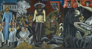 Jose Clemente Orozco Murales by Mexico The Cauldron Of Modernism By J Hoberman Nyr Daily