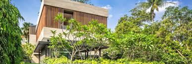 100 Wallflower Architects This Secret Garden House In Singapore Is Full Of Elegant Surprises