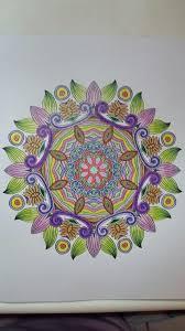 Mandela 08 28 15 Colorama Decoration Book Colored With Crayola Twistables Prismacolor Pencils