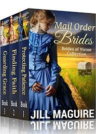 Mail Order Brides Western Romance Collection 3 Book Bundle Of Virtue Series