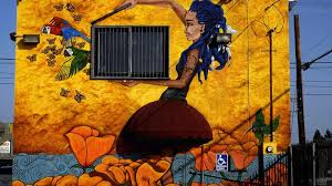 Famous Mural Artists Los Angeles by Latino Street Artists Are Transforming Los Angeles U0027 Walls Into