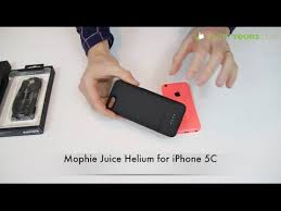 mophie juice pack helium for iPhone 5C review Best iPhone 5C