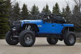 JEEP WRANGLER BLEU CRUSH OFF ROAD - Off Road Wheels