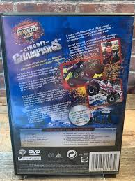 100 Madusa Monster Truck Toy Hot Wheels Grave Diggers Jam MADUSA Circuit Champions DVD