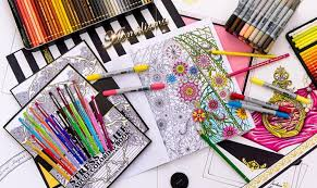 Markers For Adult Coloring Books Reviws